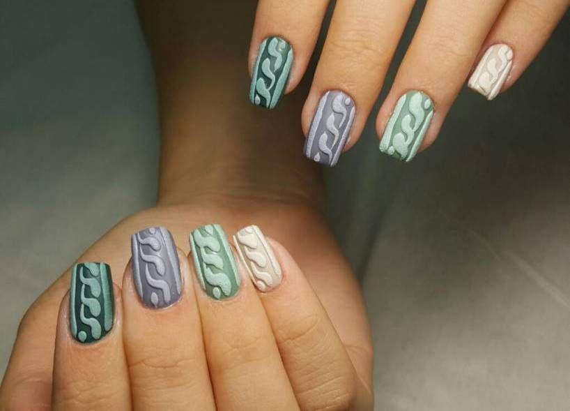 Красивые ногти гель-лаком (фото)