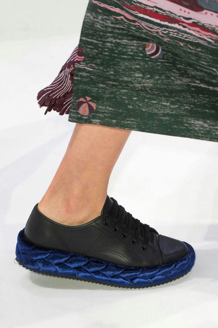 Модная обувь: спортивный стиль, коллекция осень-зима 2017-2018