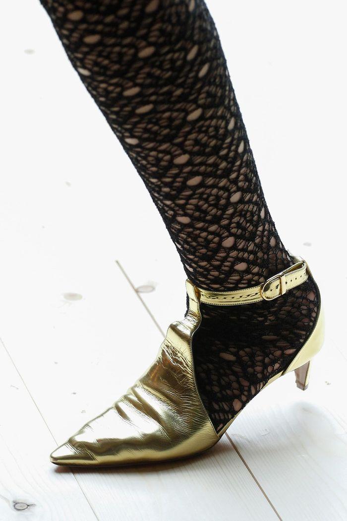 Модная обувь: туфли T-Strap, коллекция осень-зима 2017-2018