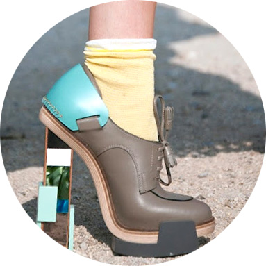 Обувь осень-зима 2017 – 2018