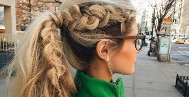 Как сделать прическу на длинные волосы, фото