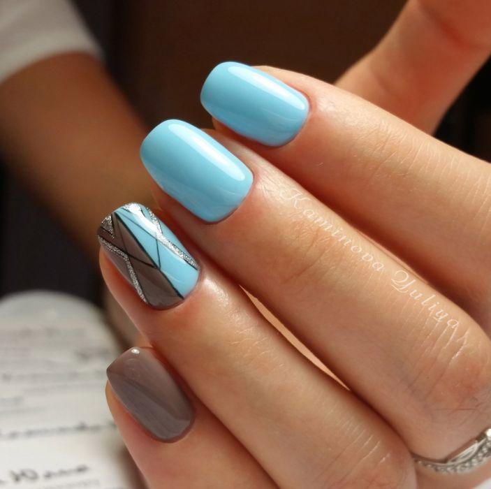 Как Красиво Накрасить Ногти Гель Лаком Фото