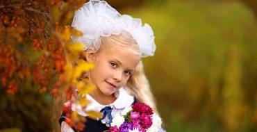 Прически на 1 сентября для девочек