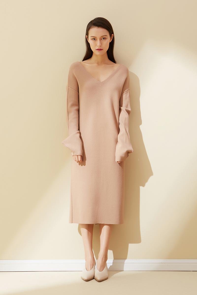 Модные платья 2018: минимализм