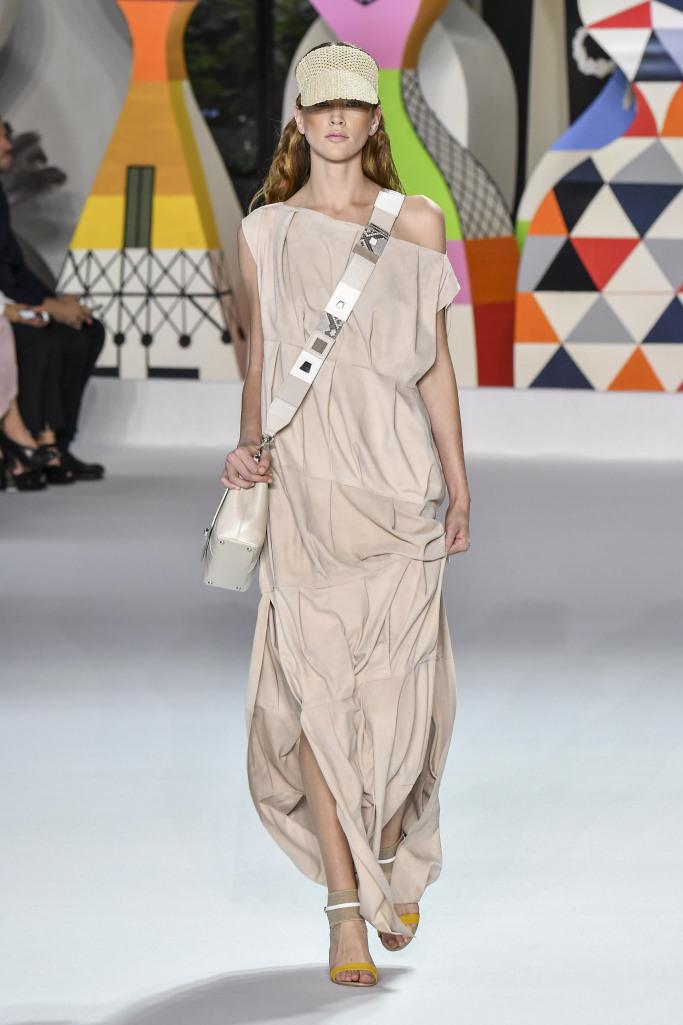 Модные платья Akris 2018
