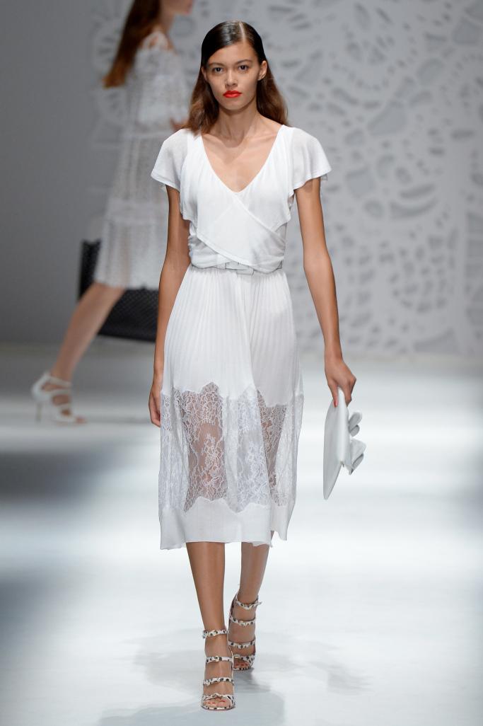 Модные платья лето 2018