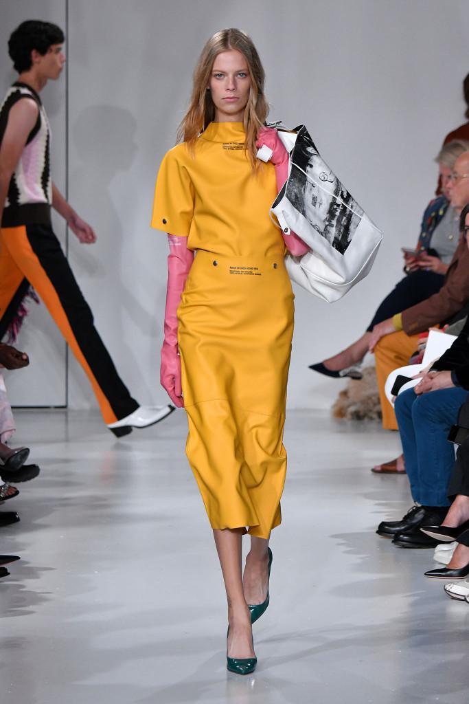 Модное платье лето 2018