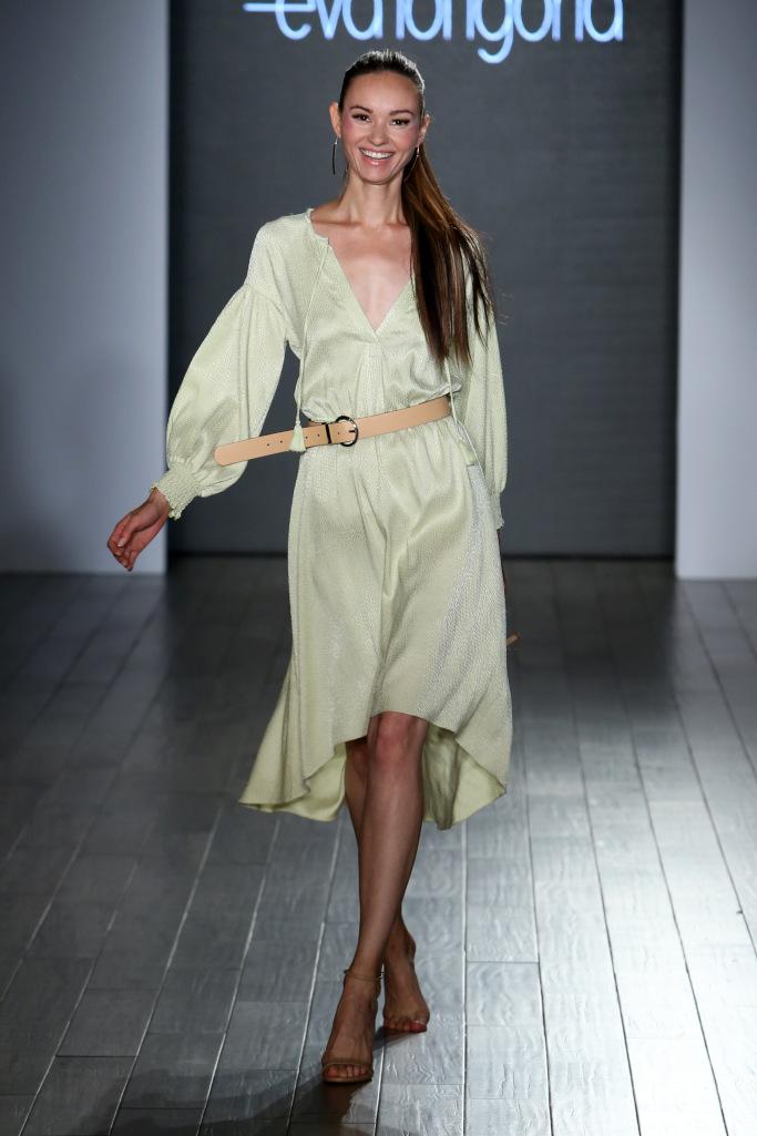 Модное платье 2018
