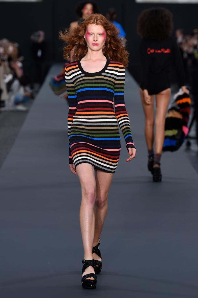 Модные платья весна 2018