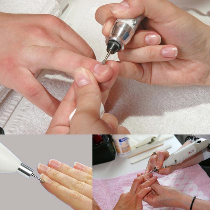 Комбинированный маникюр: техники, уроки, фото