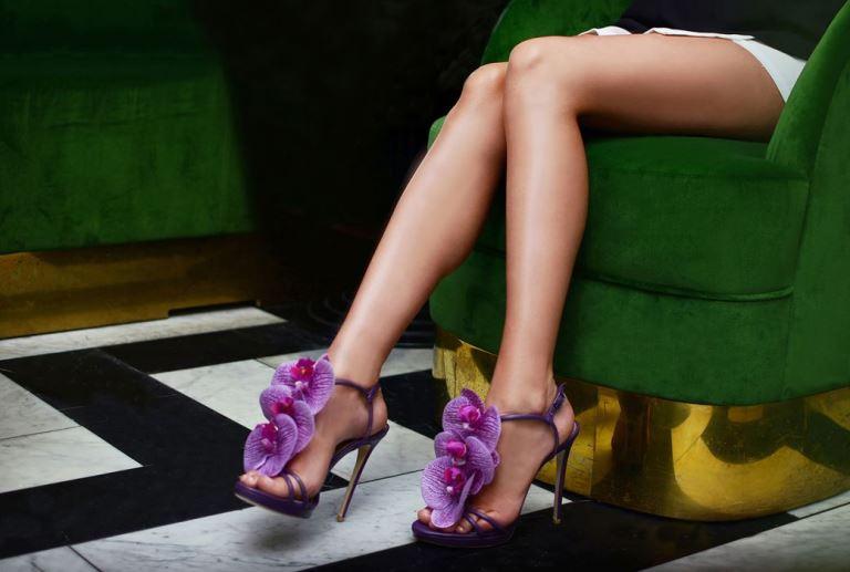 Модная женская обувь, лето 2018