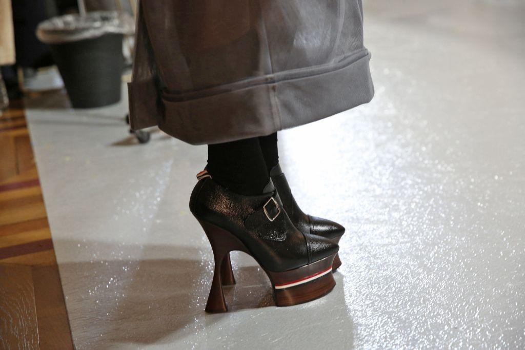 Модная женская обувь, весна 2018