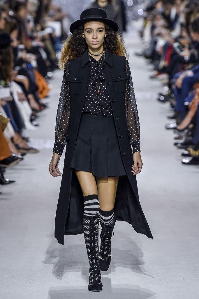 Модная обувь, коллекция Dior 2018