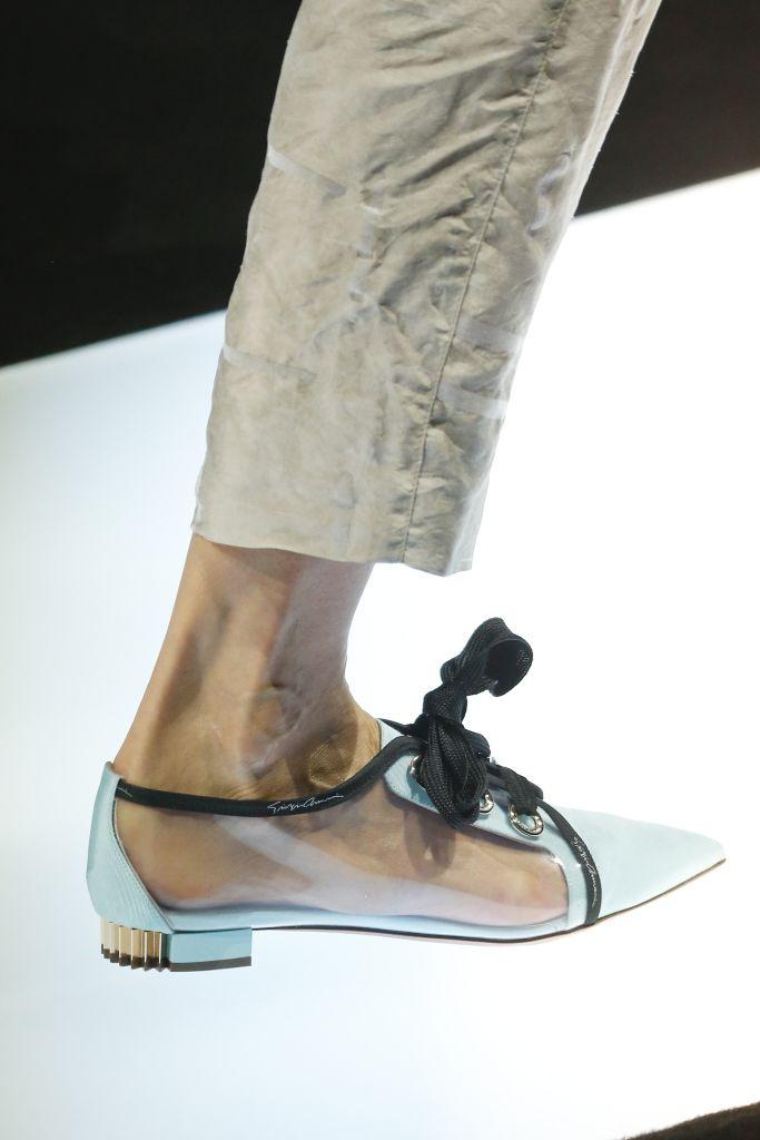 Модная женская обувь, весна-лето 2018