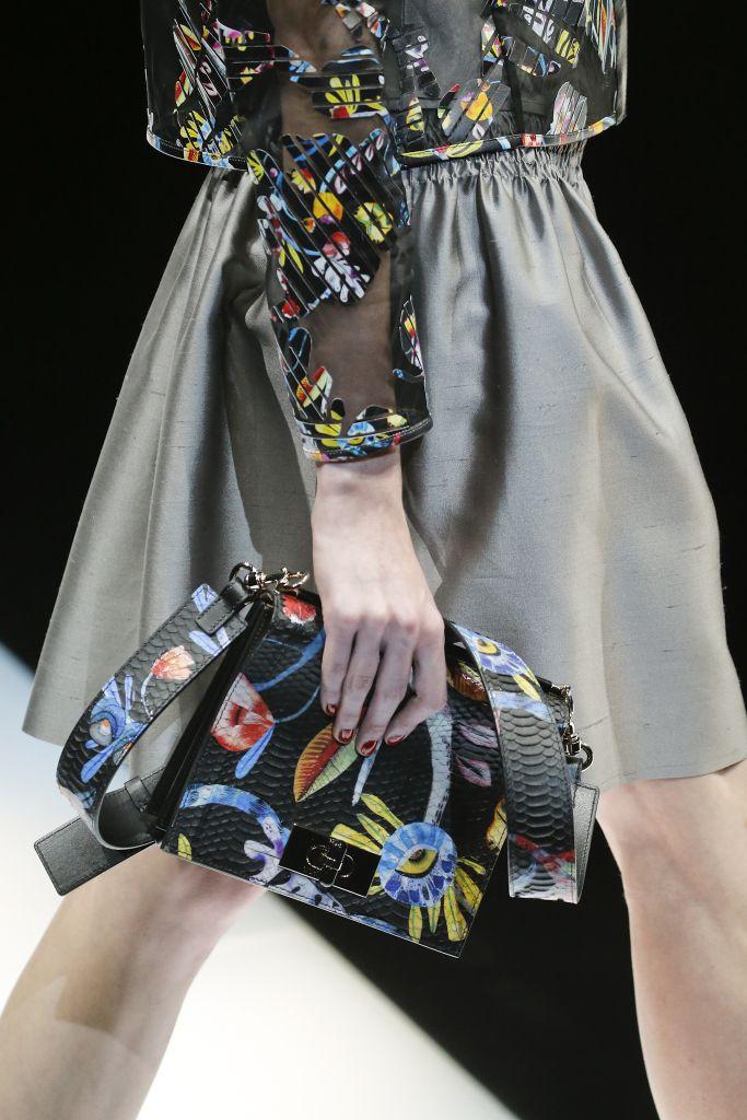 Модные цвета сумок весна-лето 2018