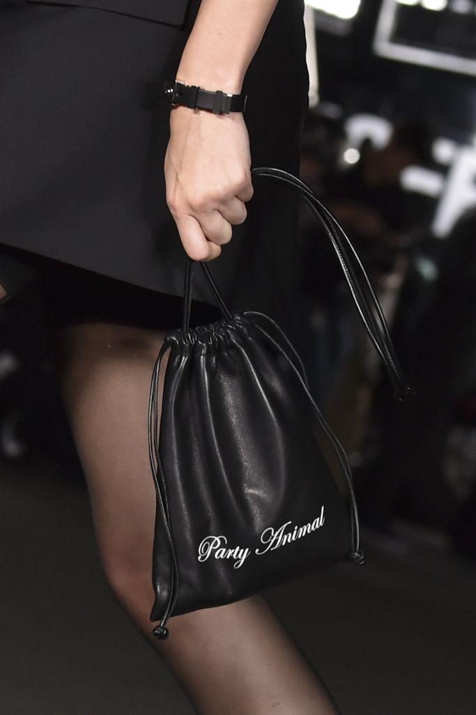 Модная модель 2018 сумка-мешок