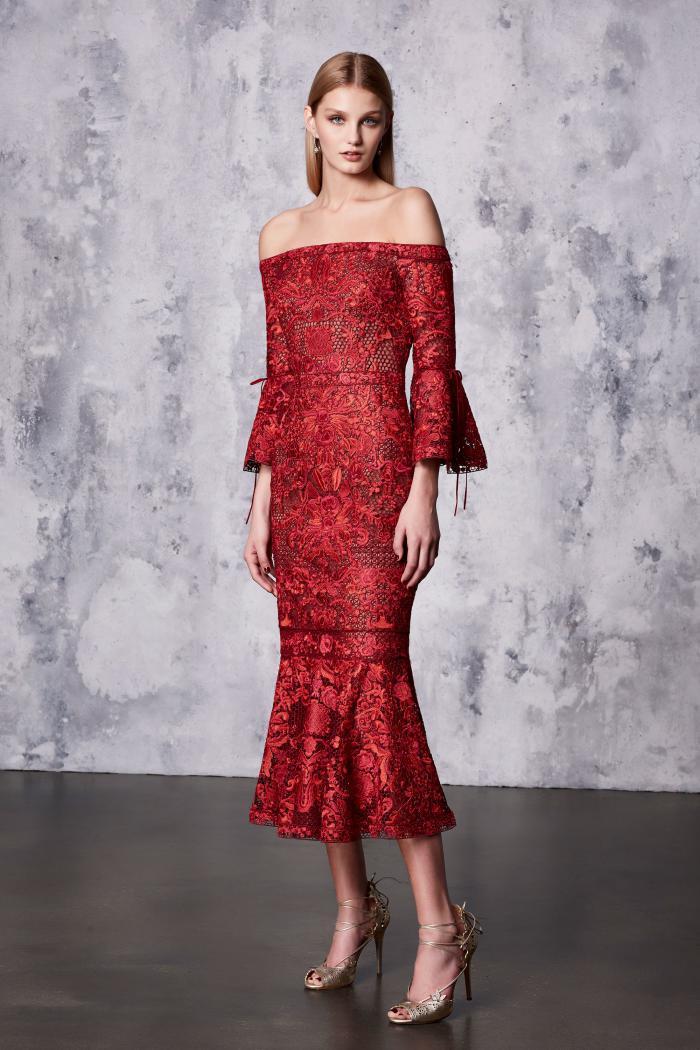 Платье на Новый год 2019: модные новинки (фото)