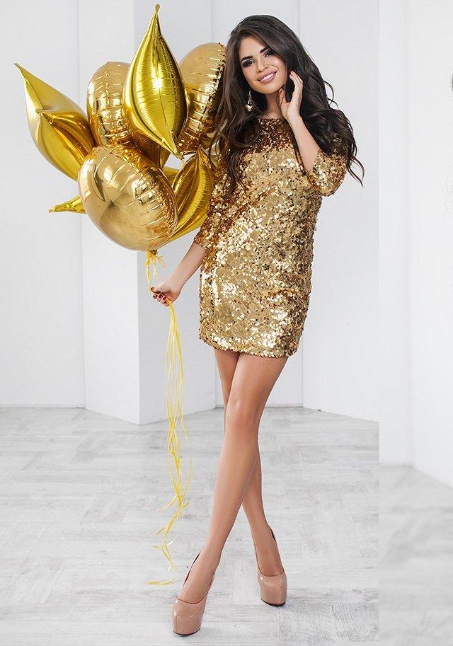 Новогодняя мода 2018