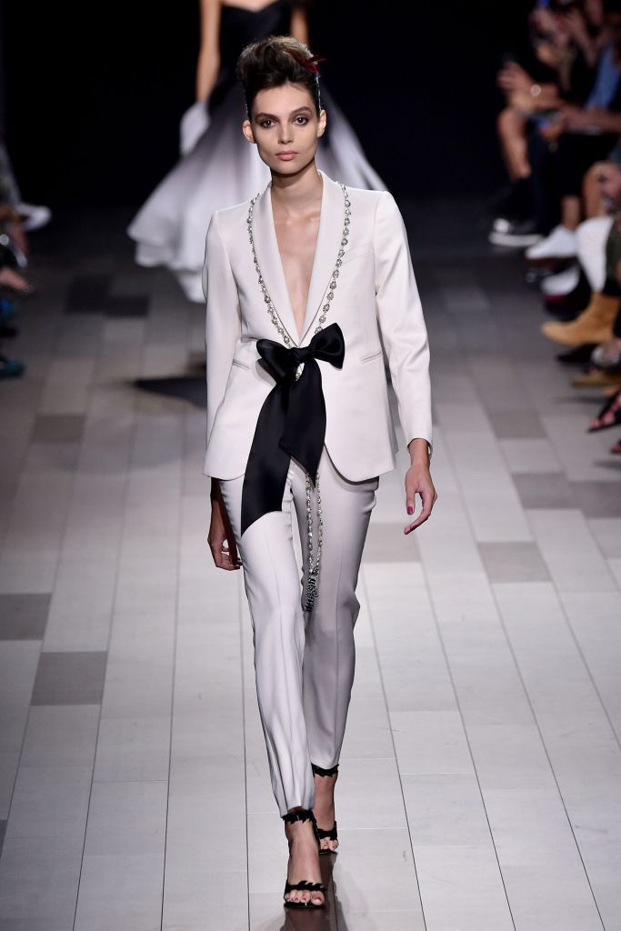 Женский костюм Marchesa
