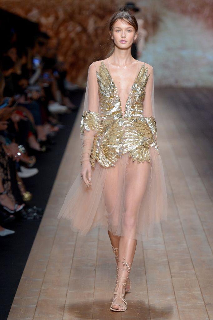 Платье из коллекции Elisabetta Franchi