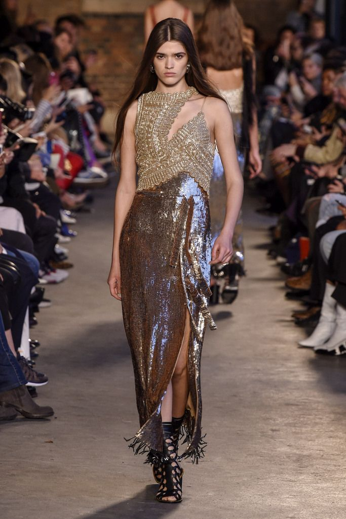 Вечернее платье из коллекции Altuzarra
