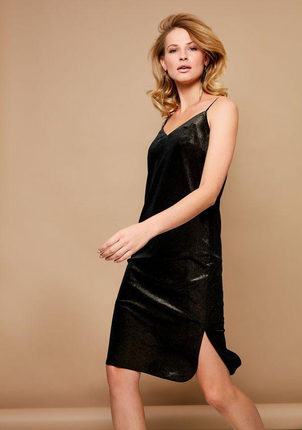 Zarina: платье в бельевом стиле