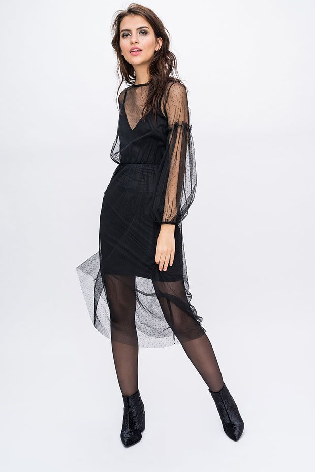 Платье на Новый год в Befree