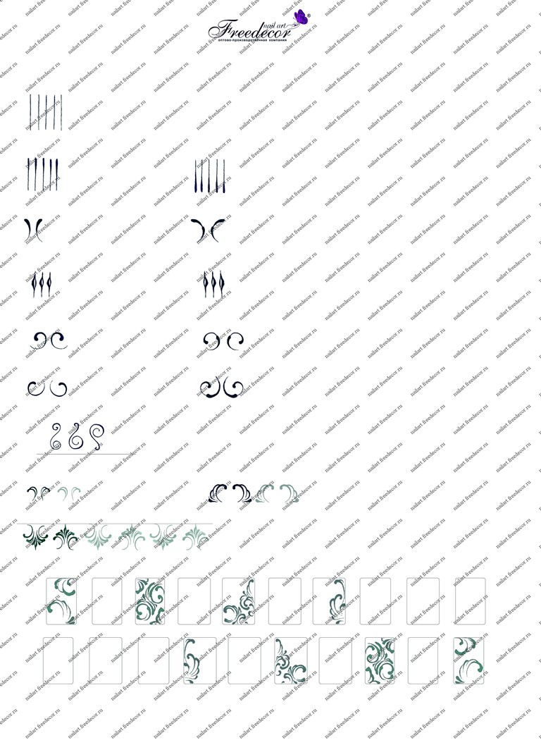 Тренировочная карта Вензеля