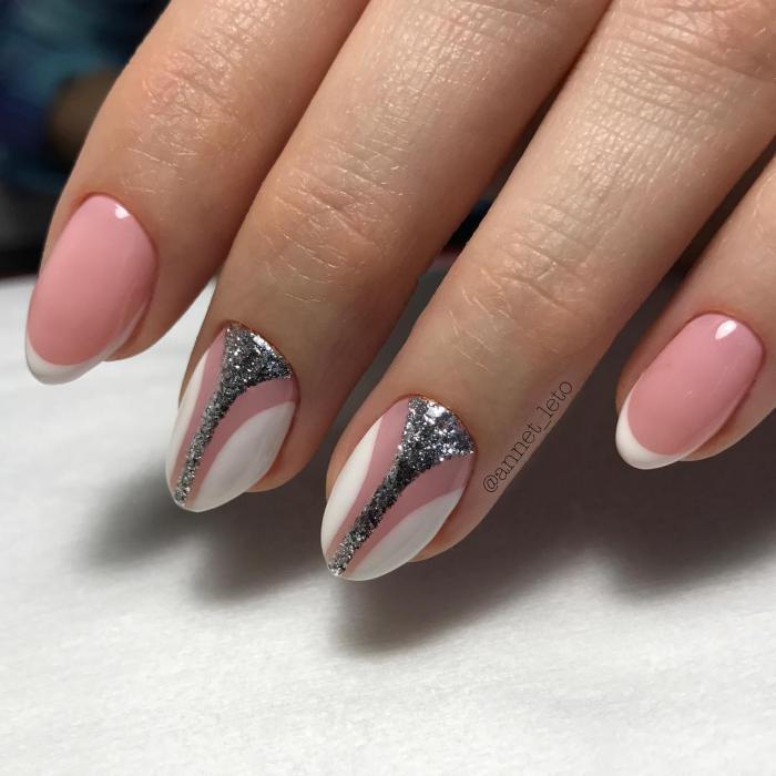 Дизайн ногтей гель-лаком: модные новинки 2018, фото
