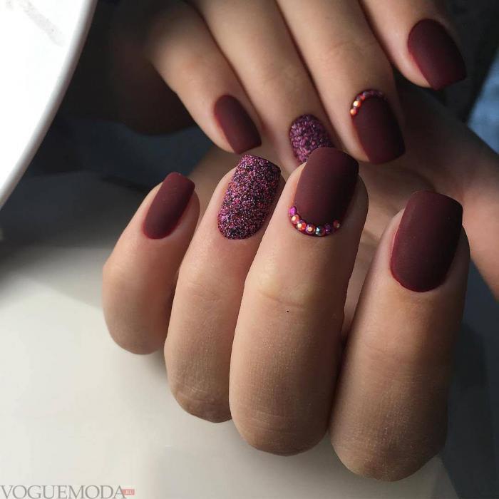 Дизайн ногтей: шеллак (фото)
