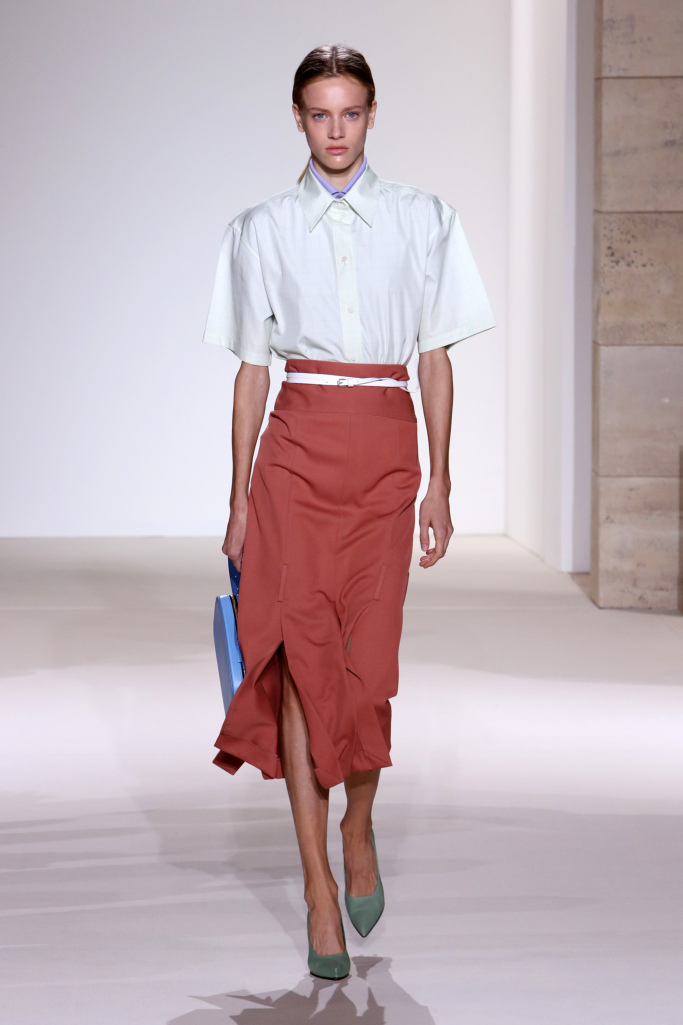 Мода весна 2018
