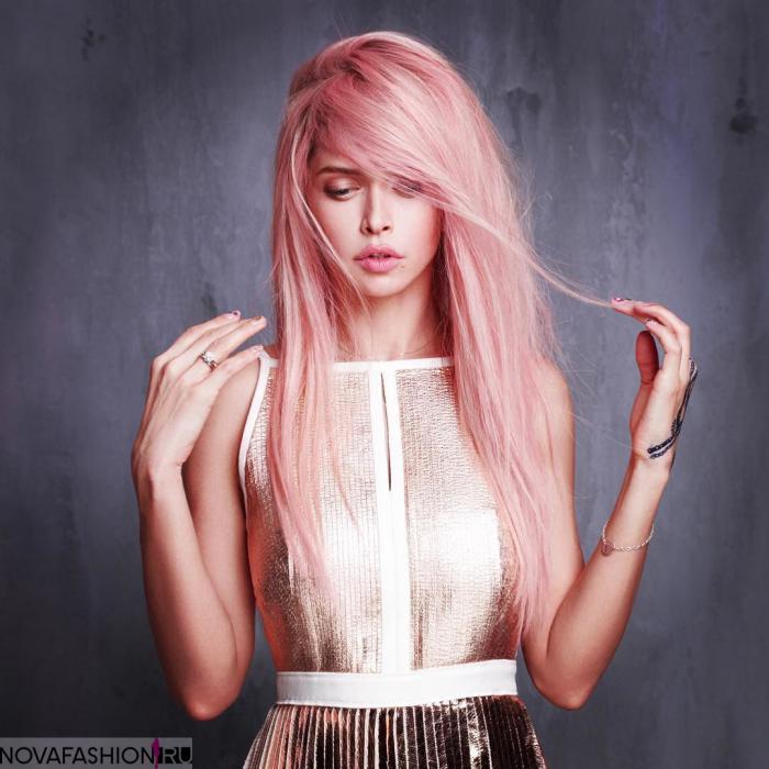 Покраска волос: самые модные техники (фото)