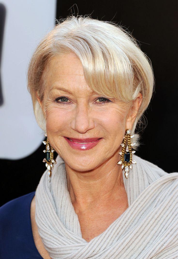 Стрижка боб на короткие волосы для женщин 40 и 50 лет