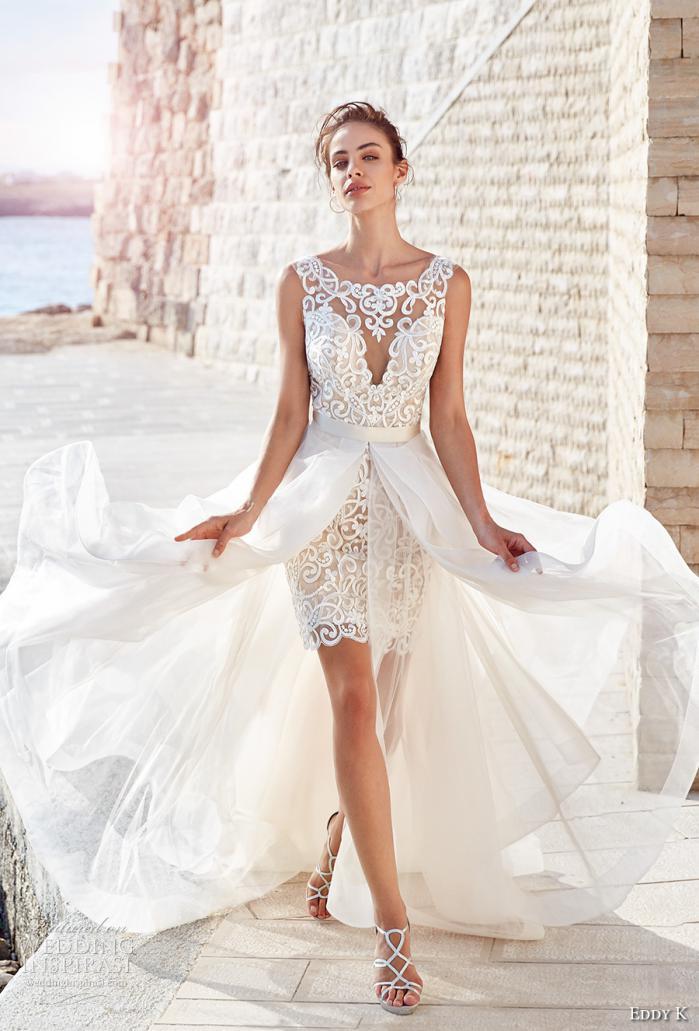 Свадебные платья 2018