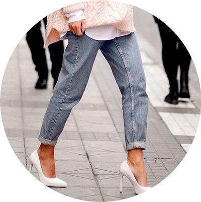 Модные джинсы 2018