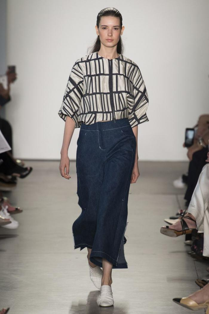 Модные джинсы – 2018. Фото главных новинок сезона