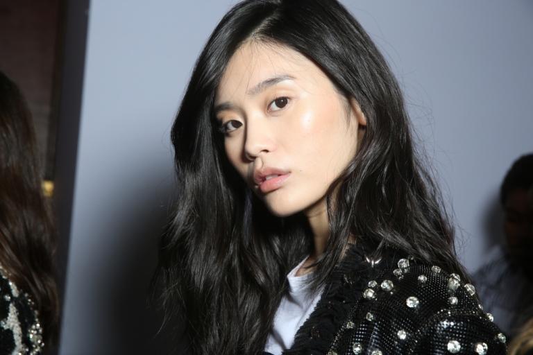 Естественный макияж модный в 2018 году