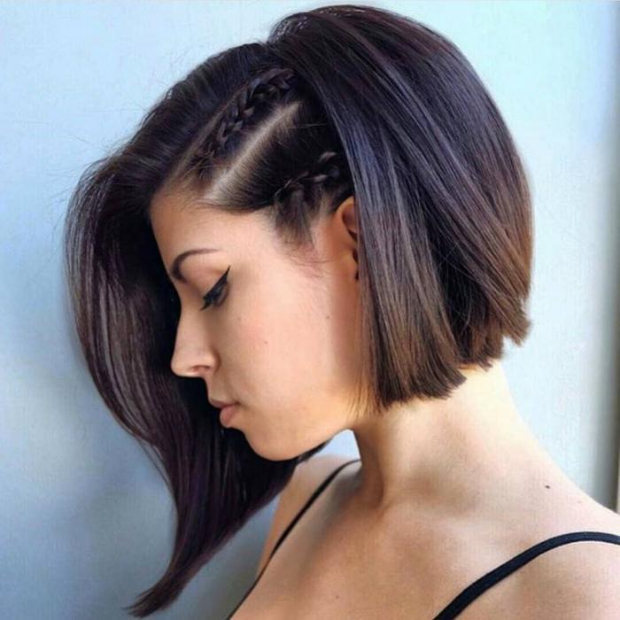 Причёски за 5 минут