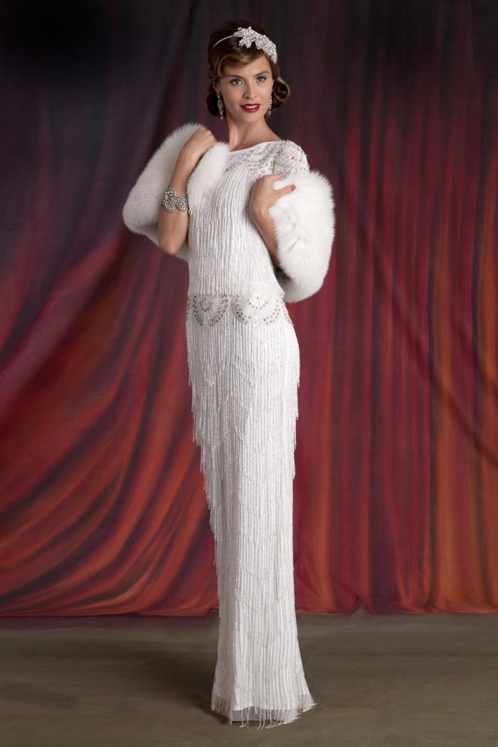 Стили свадебных платьев