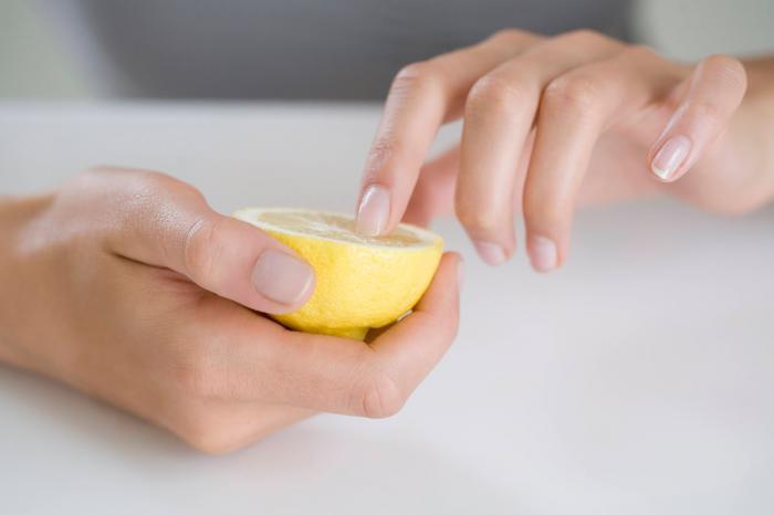 Укрепление ногтей: в домашних условиях