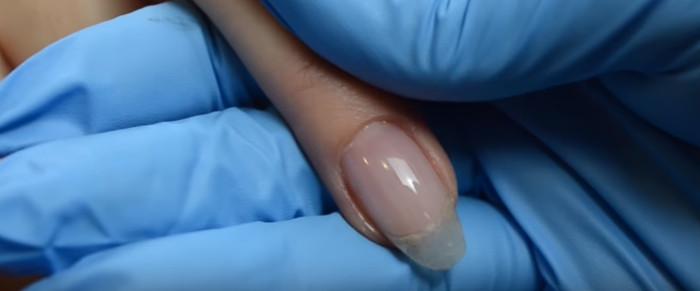 Пошаговый мастер-класс по укреплению ногтевой пластины биогелем