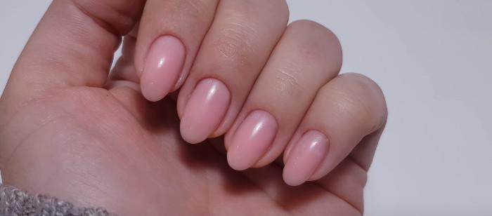Урок по укреплению ногтей акриловой пудрой: пошаговое фото