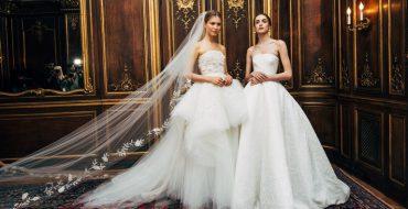 Свадебная мода 2018 года: тренды и новинки