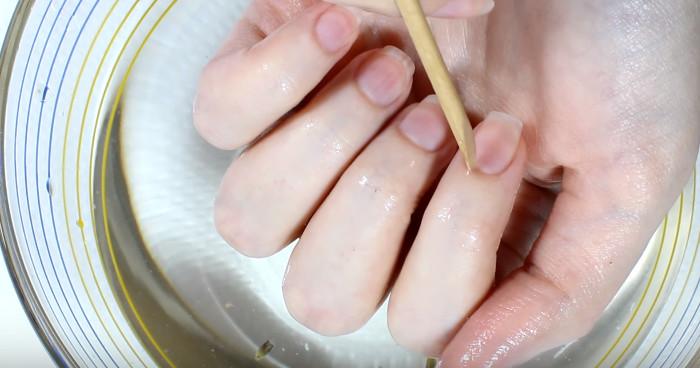 Европейский маникюр своими руками: пошаговое фото