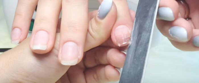 Маникюр гелем своими руками: пошаговое фото