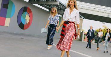 Модные юбки 2018 года: обзор тенденций