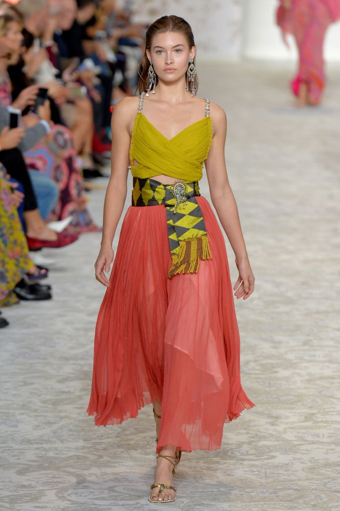 Модный летний сарафан