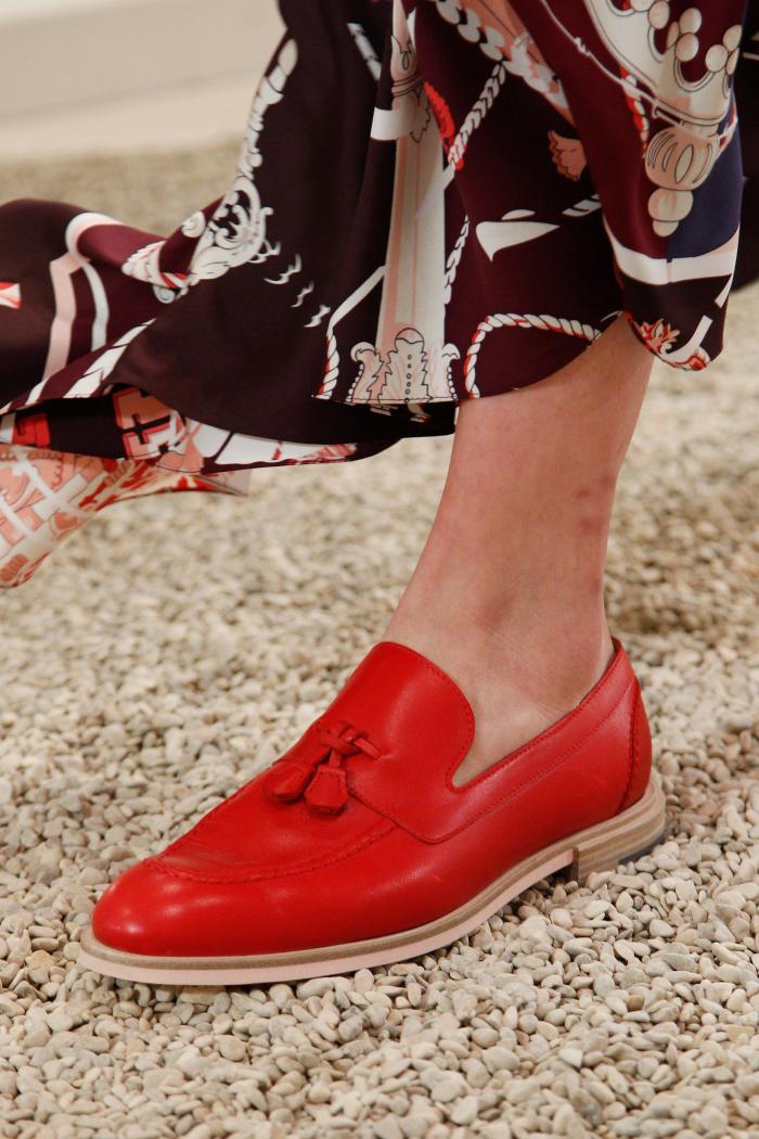 Летние ботинки - 9 модных трендов на лето 2018