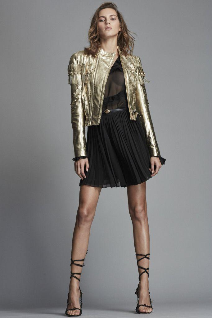 Женские кожаные летние куртки