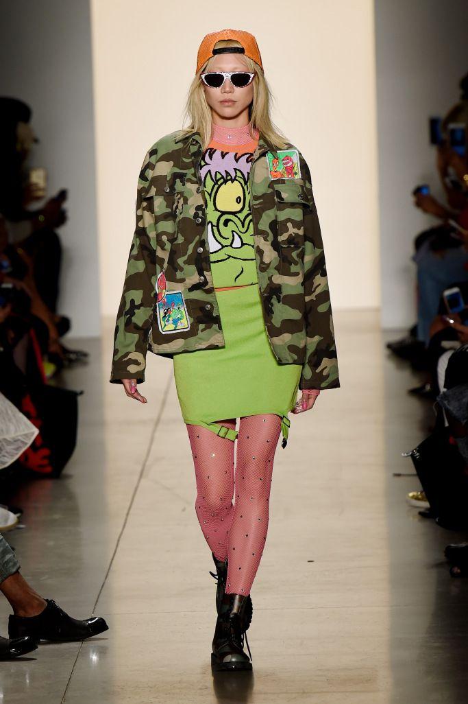 Женские летние куртки в стиле милитари
